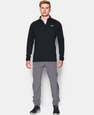 Men's UA No Breaks Run ¼ Zip LIMITED TIME: FREE U.S. SHIPPING 1 Color $48.99 to $64.99