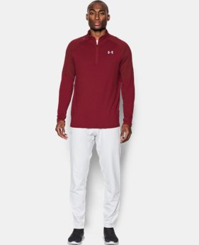 Men's UA No Breaks Run ¼ Zip   $64.99