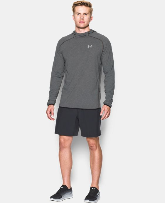 Men's UA Streaker Run Hoodie LIMITED TIME: FREE SHIPPING 1 Color $69.99