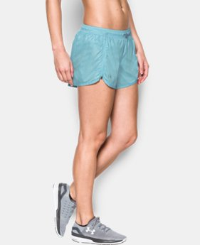 Women's UA Accelerate Shorts   $54.99