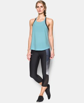 Women's UA Accelerate Tank  1 Color $33.99