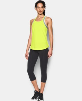Women's UA Accelerate Tank   $44.99