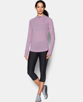 New to Outlet Women's UA Streaker Hoodie  1 Color $32.99 to $44.99