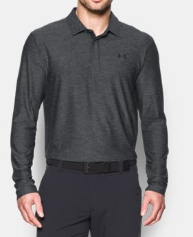 Men's Golf Long Sleeve Shirts | Under Armour US