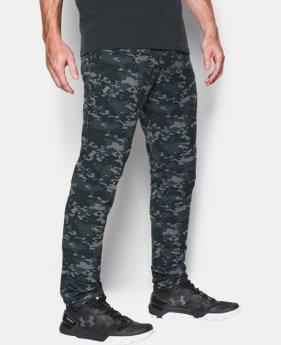 Men's UA Circuit Woven Tapered Pants  1 Color $59.99