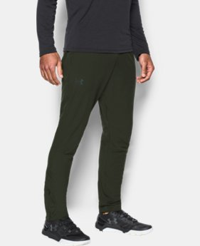 Men's UA WG Woven Tapered Pants LIMITED TIME: FREE SHIPPING 1 Color $89.99