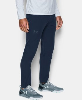 Men's UA Circuit Woven Tapered Pants LIMITED TIME: FREE SHIPPING 1 Color $89.99