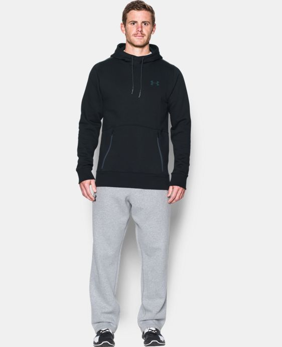 New Arrival  Men's UA Varsity Hoodie LIMITED TIME: FREE SHIPPING  $104.99