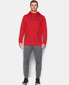 Men's UA Varsity Hoodie  1 Color $50.99 to $67.99