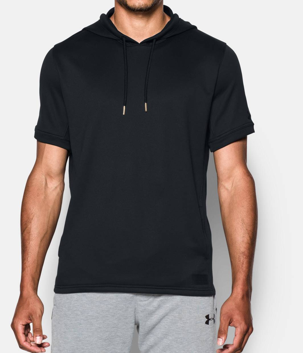 Men's UA Pursuit Short Sleeve Hoodie | Under Armour US