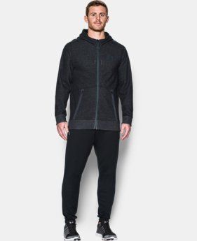 Men's UA Varsity Full Zip Hoodie  1 Color $62.24