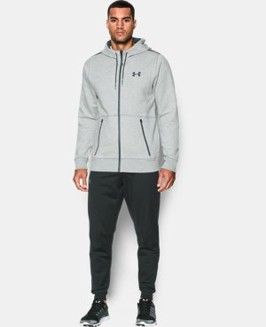 Men's UA Varsity Full Zip Hoodie  1 Color $124.99