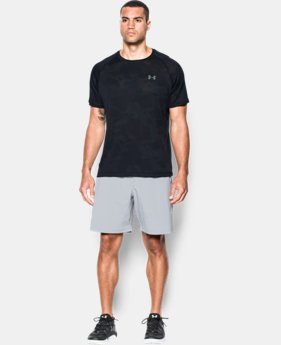 Men's UA Tech™ Jacquard T-Shirt  LIMITED TIME: FREE SHIPPING 1 Color $29.99