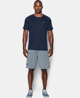 Men's UA Tech™ Jacquard T-Shirt