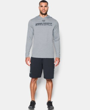 New Arrival  Men's UA Baseball Training Lightweight Hoodie  1 Color $49.99
