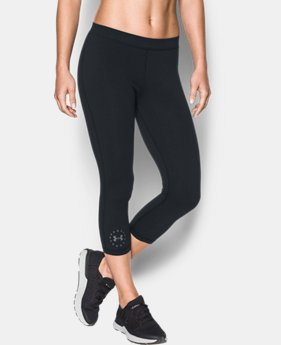Women's UA Freedom Training Capris  3  Colors $34.99