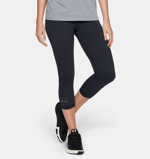 fac210796a5e54 Women's UA Freedom Training Capris | Under Armour US