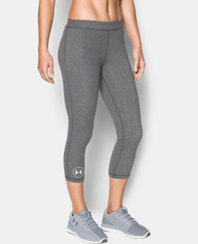 Women's UA Freedom Training Capris  2  Colors Available $34.99