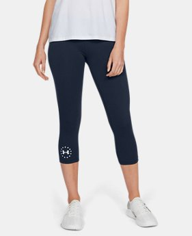 Women's UA Freedom Training Capris  4  Colors Available $34.99