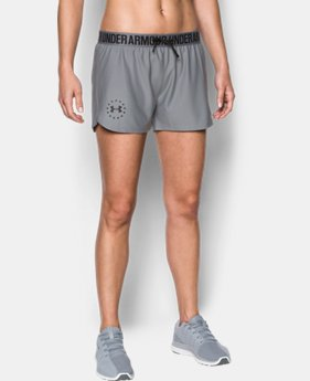 Women's UA Freedom Training Shorts   $29.99