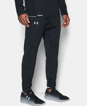Men's UA No Breaks WINDSTOPPER® Run Pants LIMITED TIME: FREE U.S. SHIPPING 1 Color $129.99