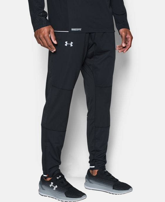 New Arrival Men's UA NoBreaks WINDSTOPPER® Run Pants  1 Color $129.99