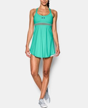 New Arrival Women's UA Tennis Strappy Back Dress  1 Color $99.99