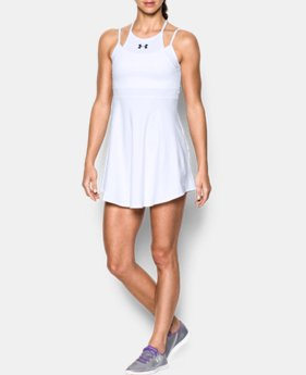 Women's UA Tennis Dress  1  Color Available $99.99