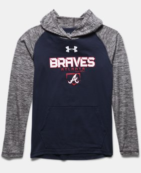 Boys' Atlanta Braves UA Tech™ Hoodie