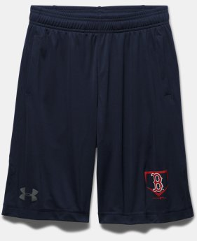 Boys' Boston Red Sox UA Raid Shorts