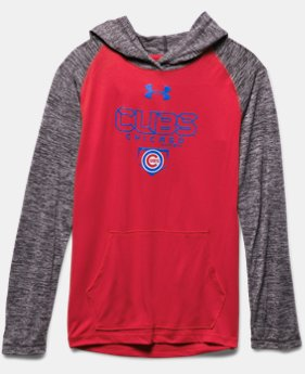 Boys' Chicago Cubs UA Tech™ Hoodie