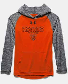 Boys' Houston Astros UA Tech™ Hoodie