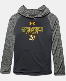 Boys' Oakland Athletics UA Tech™ Hoodie