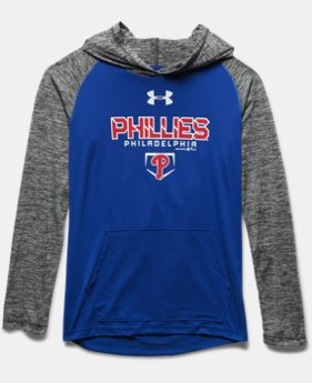 Boys' Philadelphia Phillies UA Tech™ Hoodie