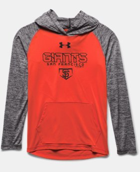 Boys' San Francisco Giants UA Tech™ Hoodie