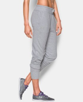 Women's UA Favorite French Terry Jogger LIMITED TIME: FREE SHIPPING 1 Color $64.99