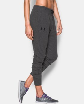 Women's UA Favorite French Terry Jogger  4 Colors $54.99