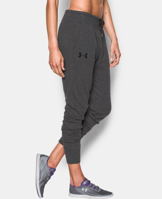 New Arrival  Women's UA Favorite French Terry Jogger  LIMITED TIME: FREE SHIPPING 1 Color $64.99