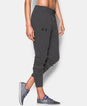 Women's UA Favorite French Terry Jogger  1 Color $64.99