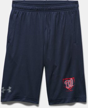Boys' Washington Nationals UA Raid Shorts