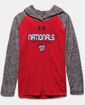 Boys' Washington Nationals UA Tech™ Hoodie