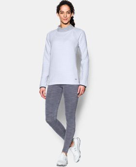New Arrival Women's UA Insulated Shawl Neck Popover  1 Color $79.99