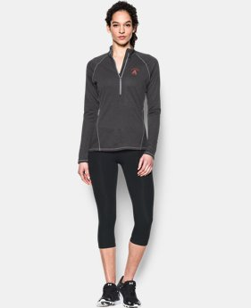 Women's Arizona Diamondbacks UA Tech™ 1/2 Zip