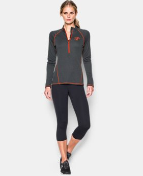 Women's Baltimore Orioles UA Tech™ ½ Zip