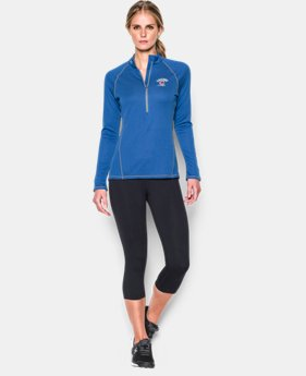 Women's Chicago Cubs UA Tech™ 1/2 Zip  1 Color $44.99