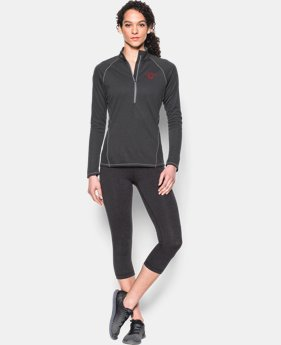 Women's Cincinnati Reds UA Tech™ ½ Zip
