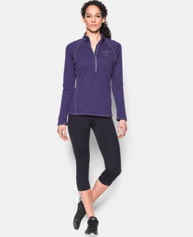Women's Colorado Rockies UA Tech™ ½ Zip