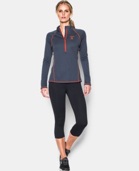 Women's Detroit Tigers UA Tech™ ½ Zip