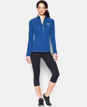 Women's Kansas City Royals UA Tech™ 1/2 Zip  1 Color $44.99