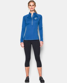 Women's Los Angeles Dodgers UA Tech™ ½ Zip